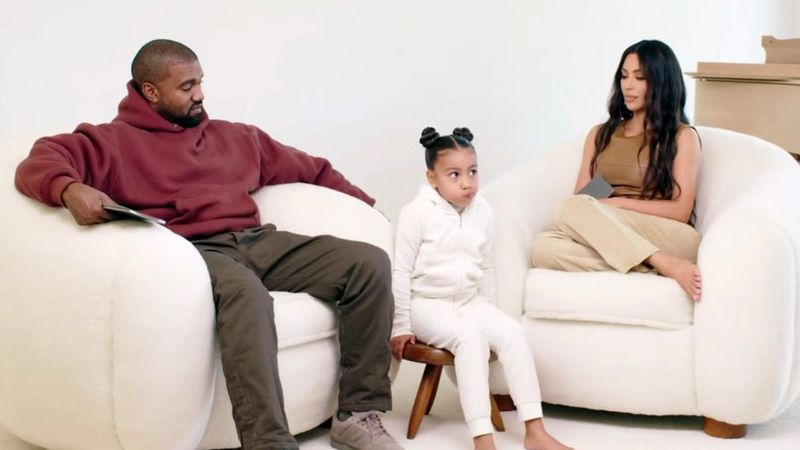 Kanye West Wants Kim Kardashian To Stop Undergoing Plastic Surgeries After Daughter North Fails To Recognise Her? Know The Truth