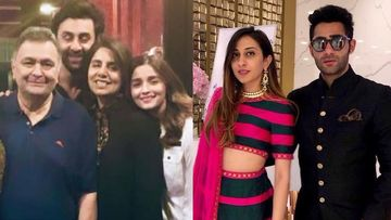 Rishi Kapoor Hospitalised: Did Ranbir Kapoor-Alia Bhatt Give Armaan Jain's Mehendi Ceremony A Miss Because Of The Senior Actor's Ill Health?