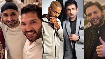 Harbhajan Singh, Yuvraj Singh, Shikhar Dhawan, Gautam Gambhir Shred Pakistani Cricketer Shahid Afridi To Bits For His Anti-India Statement - Videos