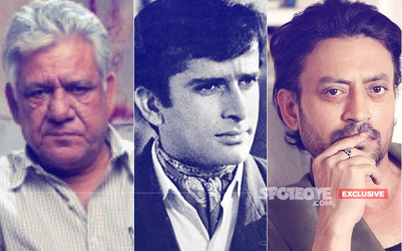 Here's How Shashi Kapoor Paved The Way for Om Puri & Irrfan Khan...