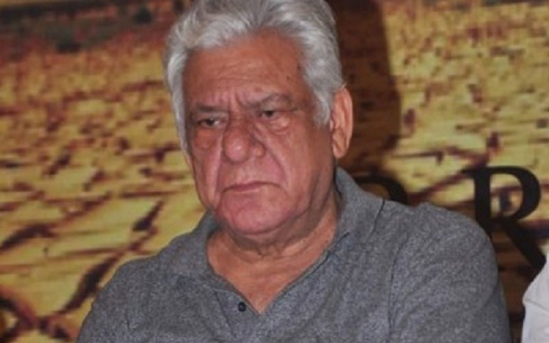 Om Puri: I Am Embarrassed And I Want A Constructive Punishment For Myself