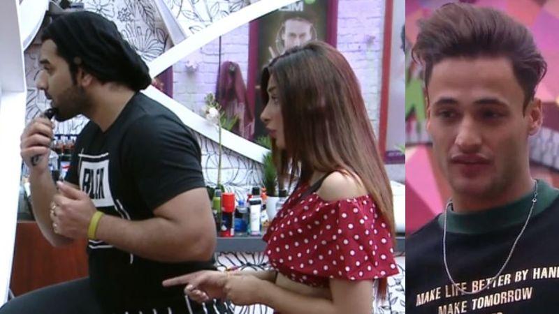 Bigg Boss 13: 'CHAL NIKAL' Paras Chhabra Gets NASTY With Mahira Sharma, Compares Her To Asim, 'Ek Hi Jagah Se Ho, Same Baatein Karte Ho'