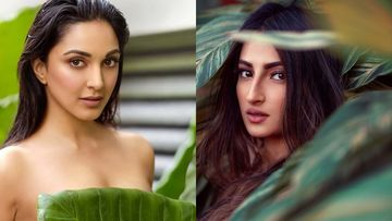 After Kiara Advani, The Gorgeous Palak Tiwari Tries Her Hand At The Sultry Leaf Pose; Who Looks Hotter?
