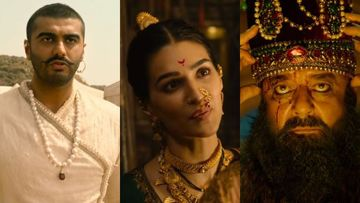 Panipat Trailer: This Period Drama Starring Arjun Kapoor, Kriti Sanon And Sanjay Dutt Is High On Action And Grandeur