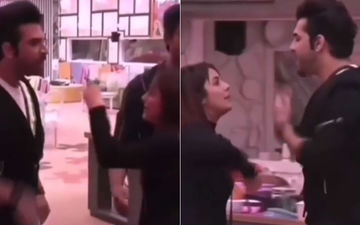 Bigg Boss 13: Shehnaaz-Paras Fight Over Chores, Mahira Defends Him, 'Kissi Ke Baap Ke Naukar Nahi'