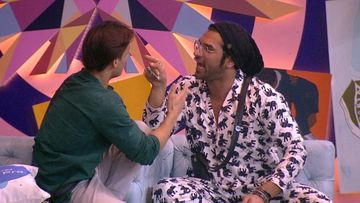 Bigg Boss 13: Asim Riaz-Paras Chhabra's Fight Takes Ugly Turn, Contestants SPIT, Say 'Thu Thu' On Each Other's Face – VIDEO