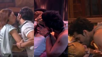 Bigg Boss 13: Mahira Sharma Annoyed With Paras Chhabra's KISSING Habit; Paras Contradicts, 'Mazze Poore Leti Hai'