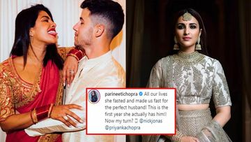Priyanka Chopra Leaves A 'Jaldi, Soon' Comment On Parineeti Chopra's 'Now My Turn' Message; Is Parineeti Getting Married?