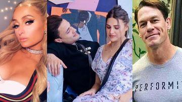 Bigg Boss 13: John Cena And Paris Hilton Are Now Following Himanshi Khurana On Twitter; Asim Riaz's 'Good Friend' Goes Bonkers