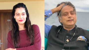 Shashi Tharoor Wants Detained-Payal Rohatgi To Be Released On The Grounds Of 'Freedom Of Expression'