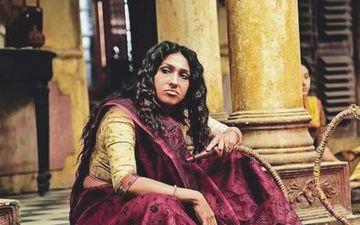 Rituparna Sengupta Shares Throwback Picture From The Film Rajkahini