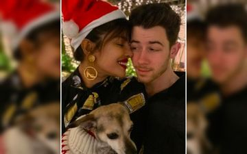 Priyanka Chopra  Showers Love On Hubby Nick Jonas, Calls Him 'Babuuuu' After He Asks Her To Sign His Copy Of Unfinished