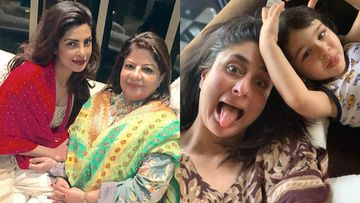 Mother's Day 2020: Priyanka Chopra Gets Emotional On Not Being Able To Hug Her Mom; Kareena Kapoor-Taimur Have A Goofy Celebration