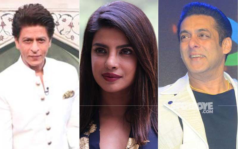 Priyanka Chopra BEATS Akshay Kumar, Salman Khan, Shah Rukh Khan In The Race For HIGHEST Brand Value Among Actors