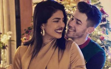 Nick Jonas Proves He's An Indian At Heart As He Feasts On Butter Chicken And Gajar Halwa At Wifey Priyanka Chopra's Restaurant