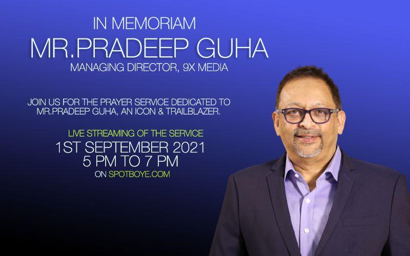 Prayers, Countless Memories & A Fond Farewell