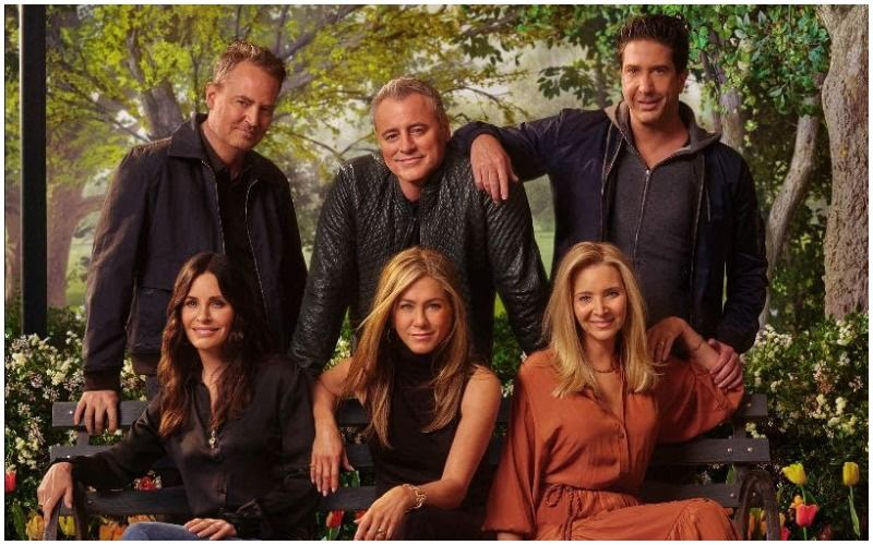 FRIENDS The Reunion: Fans Can't Keep Calm As The Cast Reunites Finally; HBO Go Crashes Minutes After The Premiere