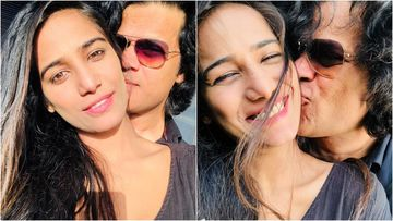 Poonam Pandey Gets Engaged To Longtime Boyfriend Sam Bombay; Flashes The Massive Diamond On Her Ring Finger - PIC