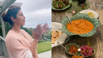 Priyanka Chopra Joins Janta Curfew, Claps From Her Balcony; Later Dishes On Naan And Curry - Dinner Of Our Dreams