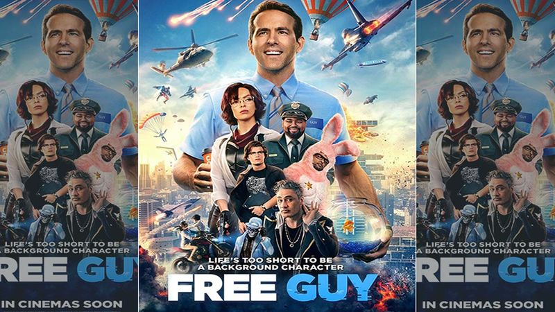 Free Guy Trailer Out: Ryan Reynolds Becomes The Hero Of His Own Story In A World Of Video Games