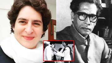 Priyanka Gandhi's Harivansh Rai Bachchan Post Has A Rajiv Gandhi Connection - Details Inside