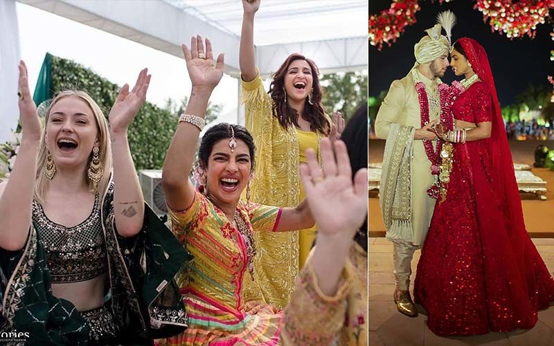 Parineeti Chopra Reveals Interesting Details From Priyanka Chopra-Nick Jonas' Joota Chhupai Tradition
