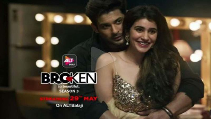 Broken But Beautiful 3 Teaser Out: Sidharth Shukla And Sonia Rathee's Rushes Pack In Love, Obsession And Heartbreak