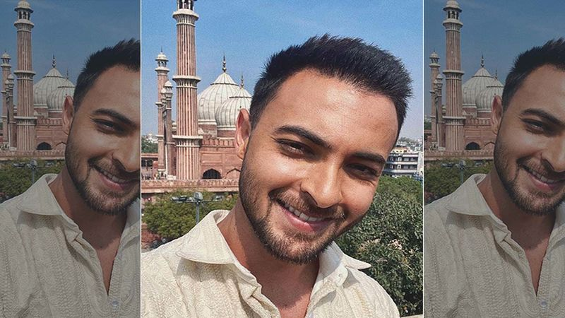 Aayush Sharma Trains 'Heavy' With A 185 Kgs Chest Press; Hits The Gym After A Long Break