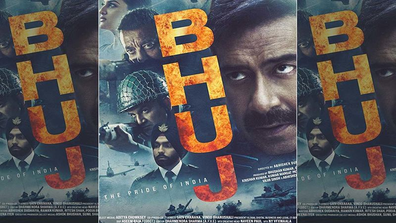Bhuj: The Pride Of India Second Trailer Out: Ajay Devgn, Sanjay Dutt, Sonakshi Sinha Starrer Narrates A Tale Of Real Heroes And Their Sacrifices