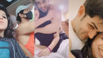 Priyank Sharma Bats For #BanTikTok But Hey, His GF Benafsha Soonawalla Is ADDICTED To It; Check Out Their Romantic Videos