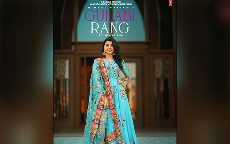 Nimrat Khaira New Song Gulabi Rang Released