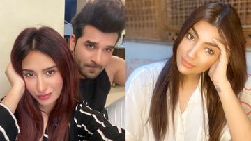 Away From Ex-GF Akanksha Puri And Her Shoe Controversy, Paras Chhabra Celebrates Birthday With Mahira Sharma- VIDEO INSIDE