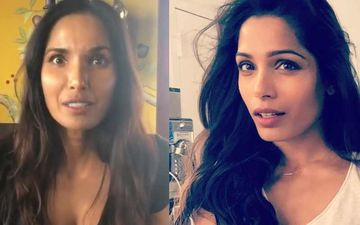 Padma Lakshmi Lights Torch To Fight Colourism In India; Frieda Pinto Joins In And Reveals Being Insecure Of Her Skin Tone In The 20s