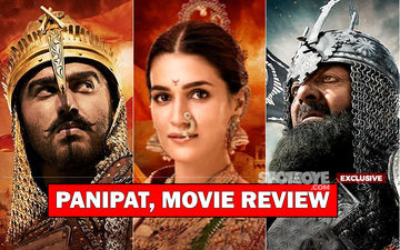 Panipat, Movie Review: Ashutosh Gowariker Beautifully Turns A Lost Battle Into Glorified Victory; Arjun Kapoor-Kriti Sanon Back Him Up Well