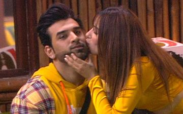 Bigg Boss 13: Mahira Sharma-Paras Chhabra's Romance Is Far From Over; Latter Asks For 'Pappi' From Former On Live Chat