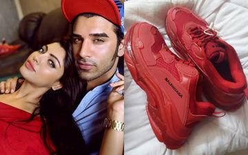 Bigg Boss 13: Post Viral 'Yehi Shoes Se Maarungi' Remark, GF Akanksha Gets Paras 70K Worth Balenciaga Shoes