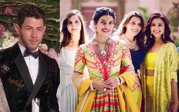 "Parineeti Chopra's Joota Churai Mystery Solved: Here's What Priyanka Chopra's Sisters Got From ""Jiju"" Nick Jonas"