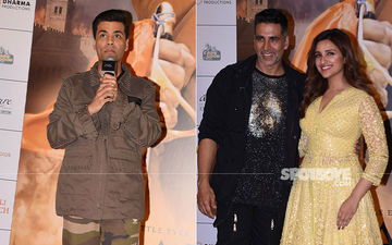 Parineeti Chopra And Akshay Kumar Look Stunning At Kesari Promotion