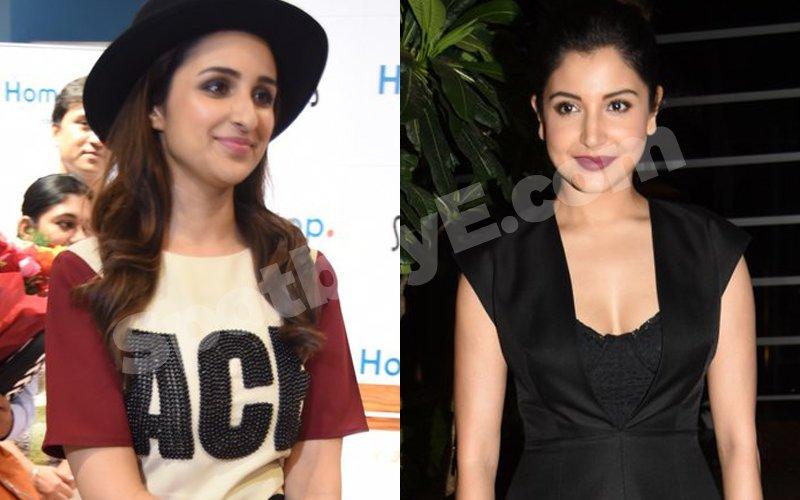 Parineeti Chopra Is 'Creepily' Crushing Over Anushka Sharma!