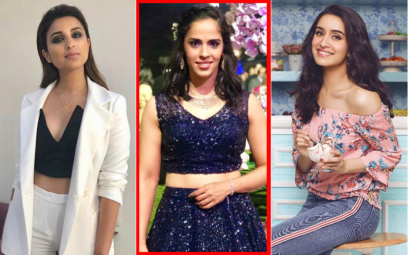 Parineeti Chopra Is The New Saina Nehwal; Shraddha Kapoor Opts Out Of The Biopic