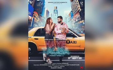 Parmish Verma's Haye Tauba Crosses 7.5 Million Views On YouTube