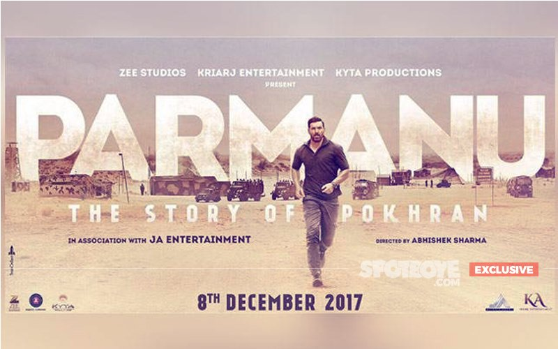 John Abraham-KriArj War Over: Parmanu To Hit Screens On May 25