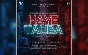Parmish Verma Begins Shooting Of His Song 'Haye Tauba'