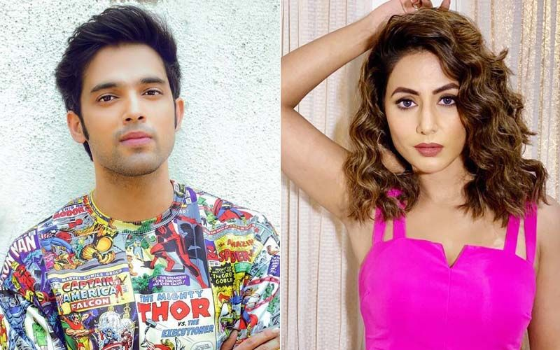 "Parth Samthaan On Hina Khan's Absence From His Birthday Party, ""We Have A Very Professional Relationship. I Hardly Know Her"""