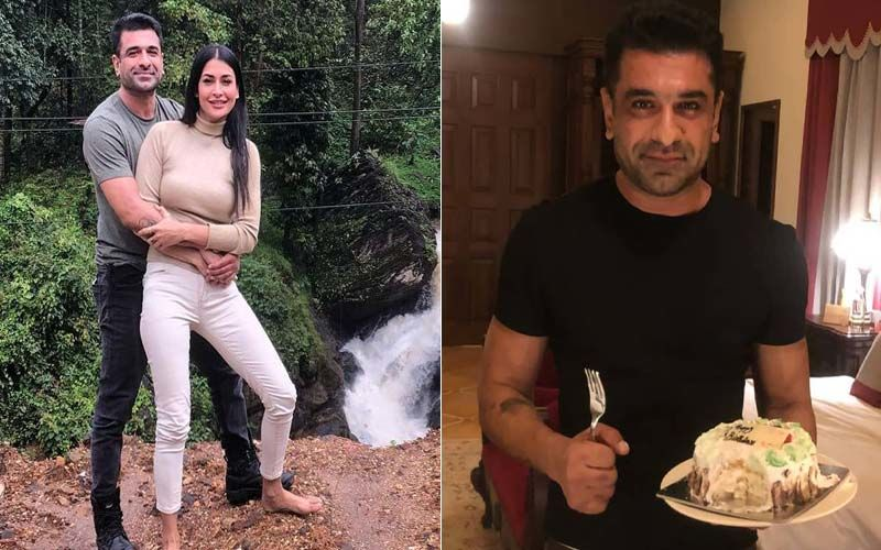 Pavitra Punia Calls Beau Eijaz Khan 'My Happiness' As She Wishes Him On His Birthday; Actor Gives A Glimpse Of His B'Day Celebration