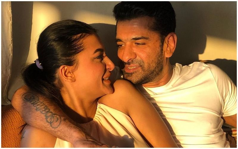 Lovebirds Eijaz Khan and Pavitra Punia's Fun Banter On 'Moti Roti' During Their Live Will Leave You In Splits - WATCH