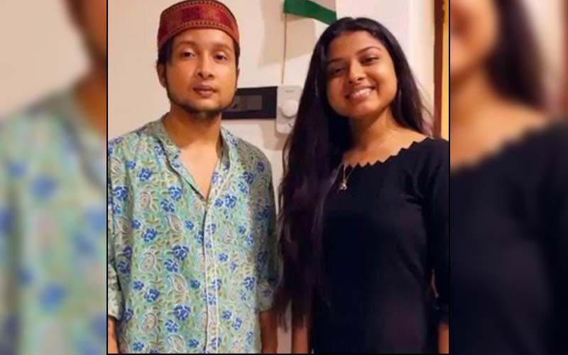 Indian Idol 12: Pawandeep Rajan Walks Into Arunita Kanjilal's Makeup Room And Her Reaction Is Too Cute For Words