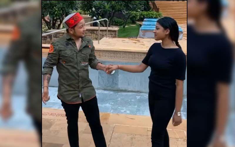 Indian Idol 12's Pawandeep Rajan And Arunita Kanjilal Get Romantic In New Video; Duo's Performance On 'Gazab Ka Hai Din' Is Unmissable -WATCH