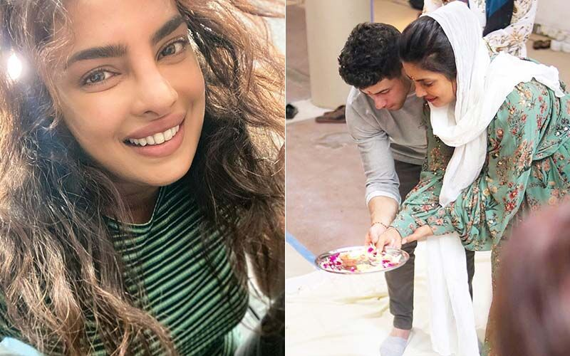 Priyanka Chopra Says Her Husband, Nick Jonas Asks Her To Perform Puja Every Time They Commence 'Something Big'; Adds 'Spiritually, He And I Align'