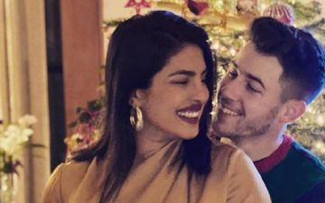 Nick Jonas Shares A Gorgeous Picture Of Wifey Priyanka Chopra Calling Her His 'Favourite Thing' While Smartly Promoting His Tequilla Brand